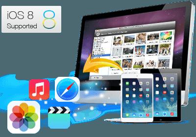 MacのソフトウェアのためのTenorshare iPadのデータ復旧