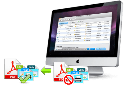 Tenorshare Remover PDF Password para Mac