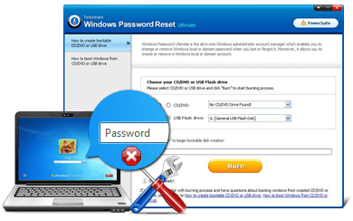 Tenorshare de Windows Password Reset