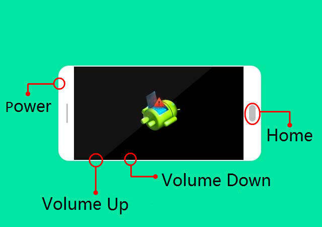 power volume up down