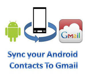 sync android to android from gmail