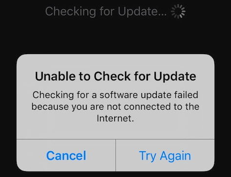 unable to update to watchos 3