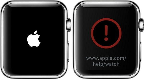 apple watchos 3 update stuck