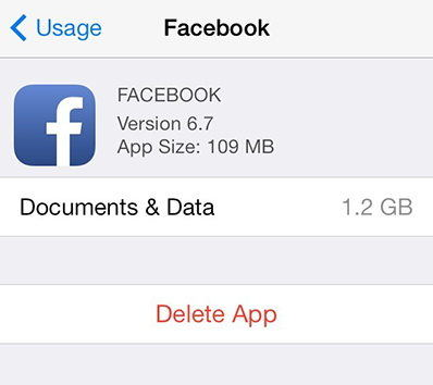 documents and data in facebook