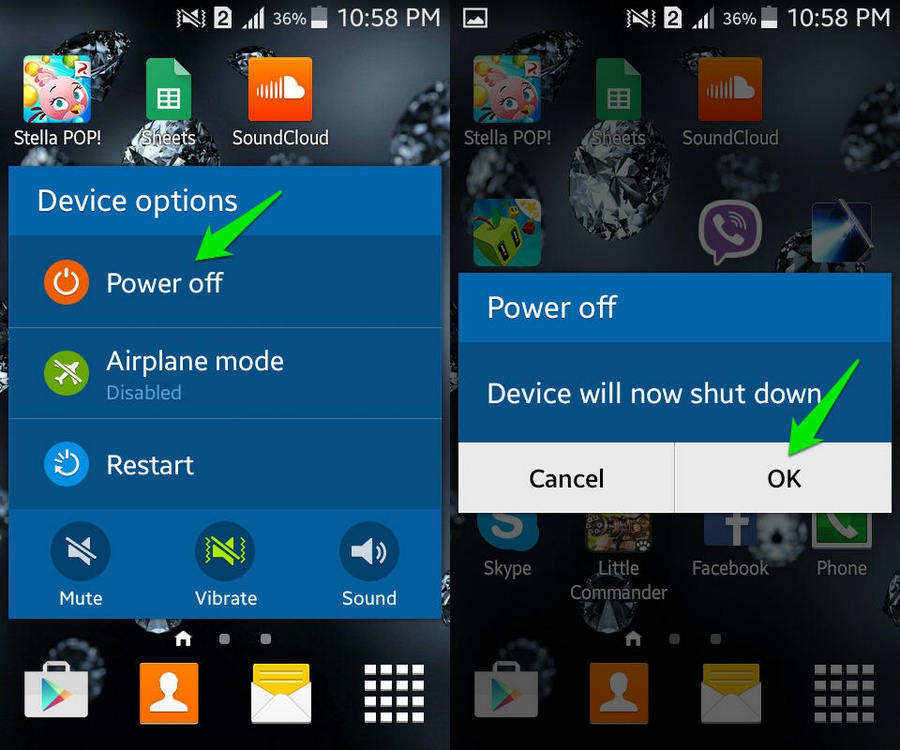 how to clear cache android recovery