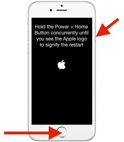 iphone won't charge when turn on