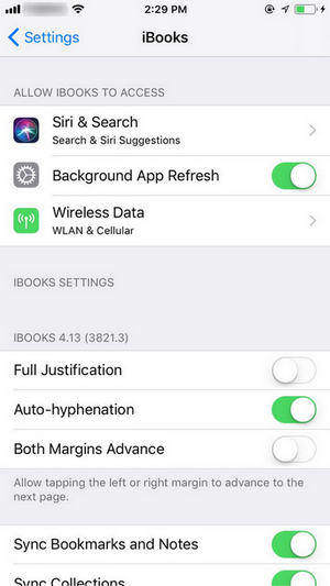 how to add ibooks to icloud