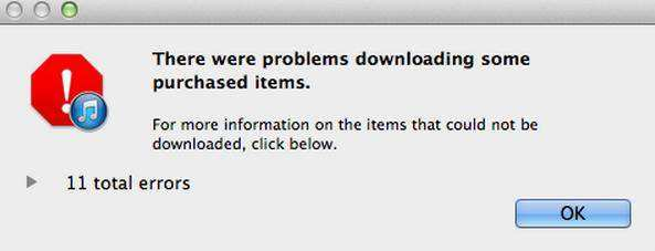 "How to Fix iTunes Download Error: ""Download Error. Tap to retry ..."