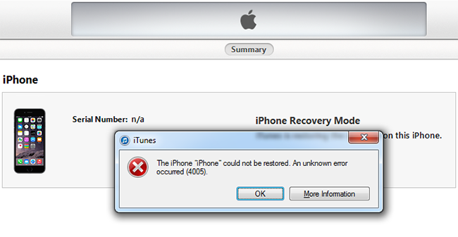 how to put iphone 5s in dfu mode
