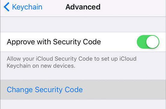 iCloud Keychain verification and Setup, A Quick Primer iOS 703, OS X  Mavericks iCloud Keychain Setup and Tips