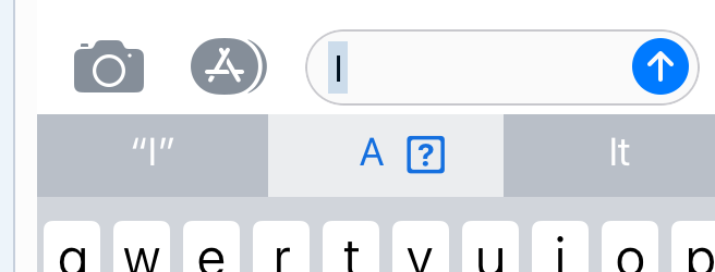 Recently Some Of The IPhone Users Have Encountered With Same Issue That Typing Letter I In Apple Keyboard It Shows Weird A Box After