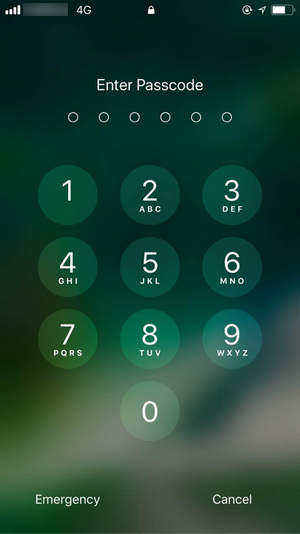 how to get into a locked iphone 4 4 solutions unlock ios 11 passcode on iphone 1428