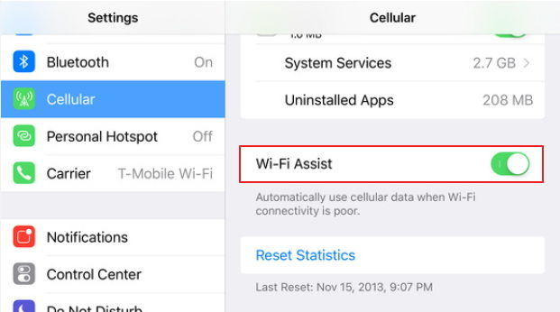 ios 11 wifi keeps disconnecting