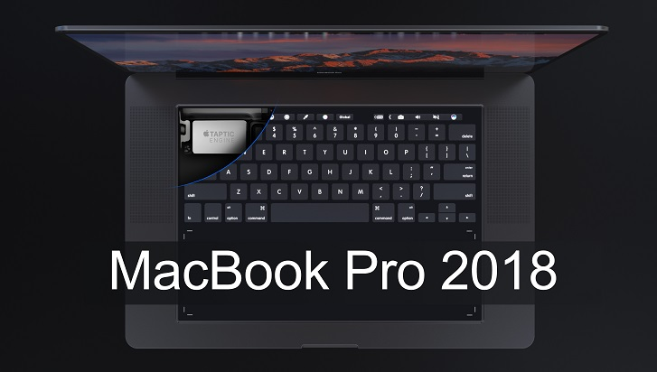 macbook pro refreshed 2018