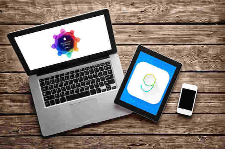 iOS 9 system and its appropriate devices