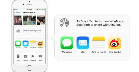 what does airdrop mean on iphone how to use airdrop to files between macs and ios devices 5546