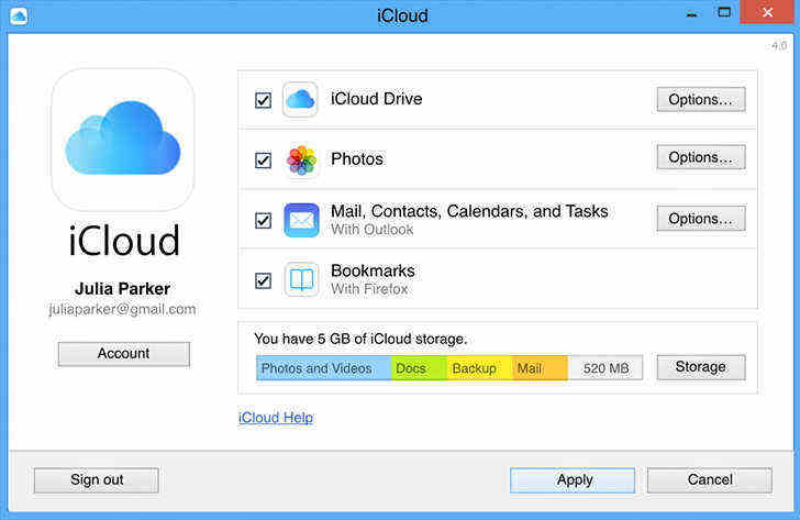 how to transfer and photos from my icloud to android phone