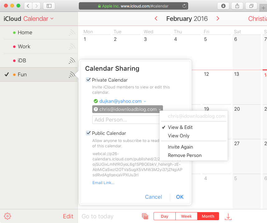 share iphone calendar 2 ways to sync iphone calendar with another iphone 1497