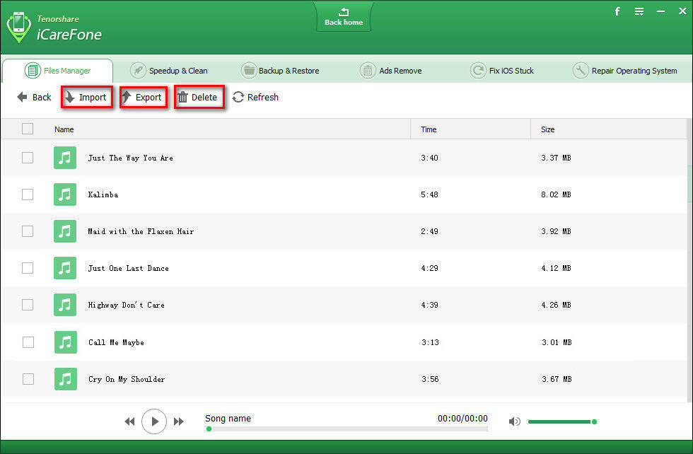 Best iPod music manager for Windows/Mac
