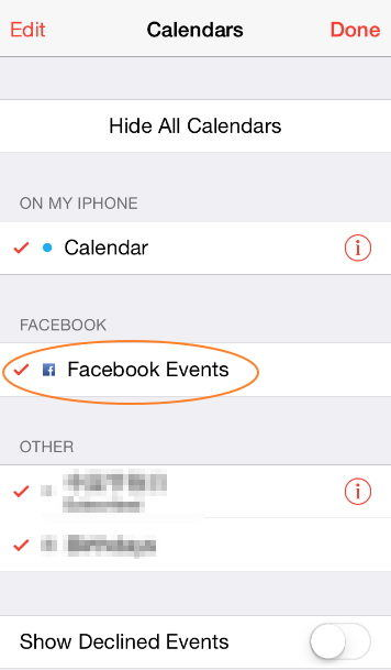 how to share calendar event on iphone how to sync birthdays and events calendar to 7244