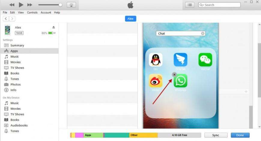 how to download itunes library to iphone