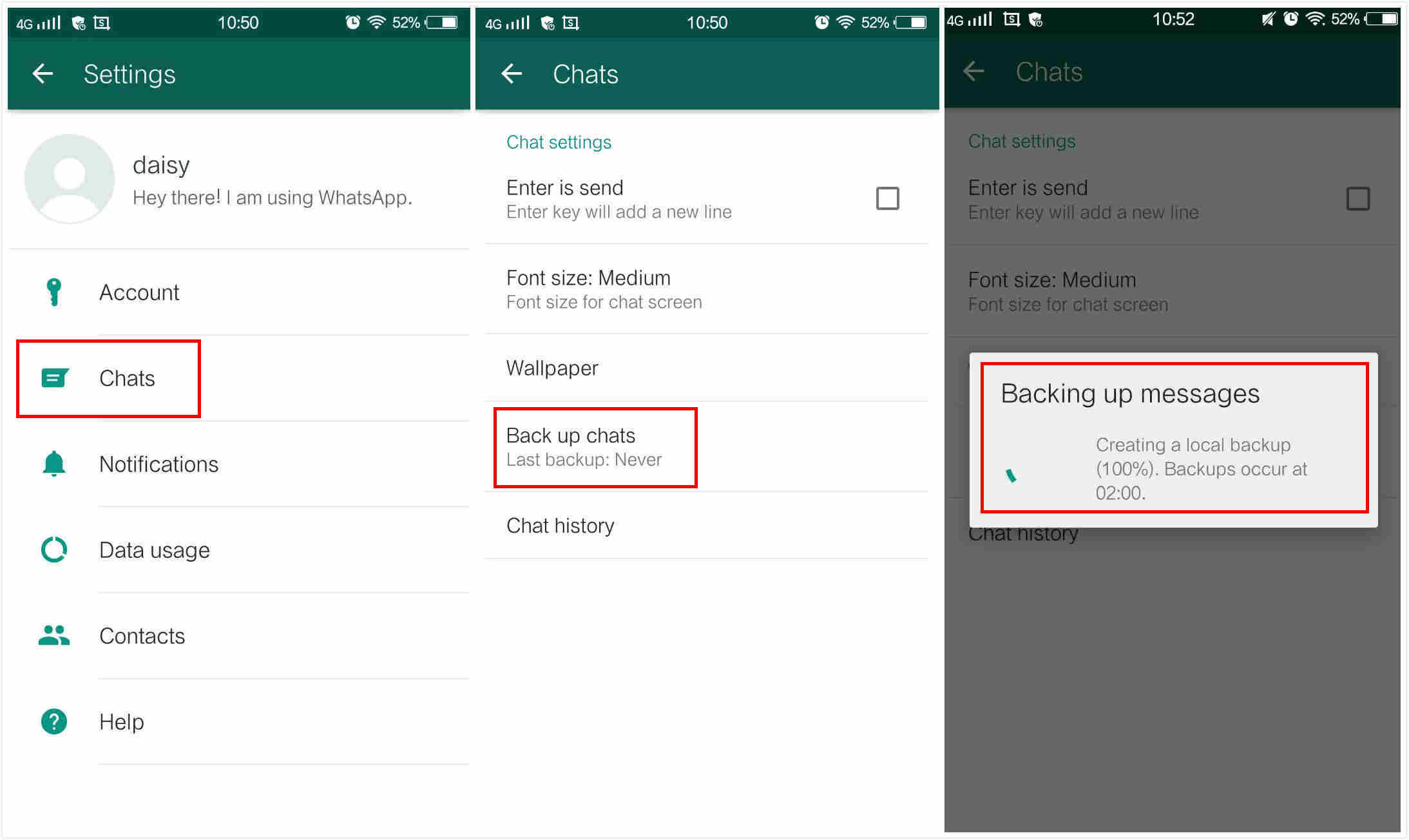 Method 1: Using History Backup To Move Whatsapp Conversations From Android  To Iphone 7 Next, Choose How To Clear Snapchat