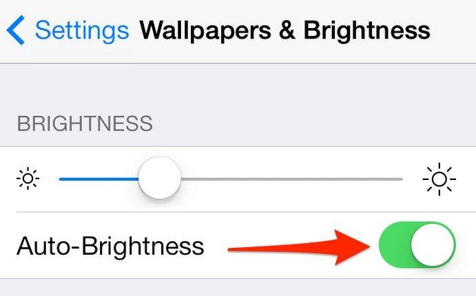 improve ipad air battery life