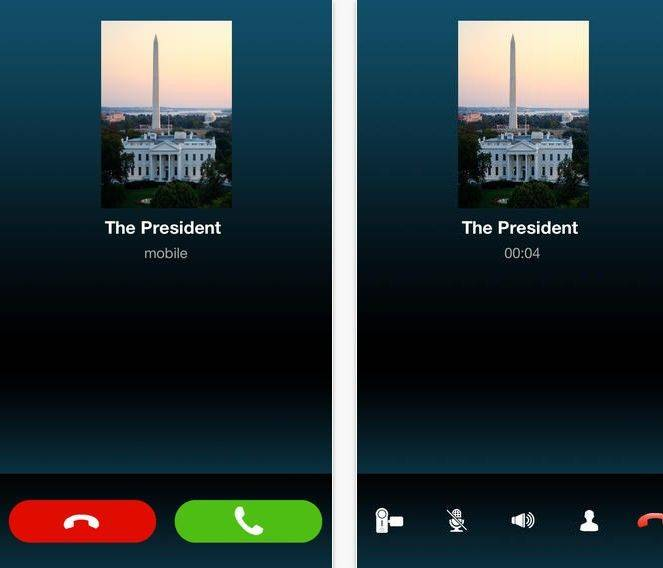how to make fake call on iphone