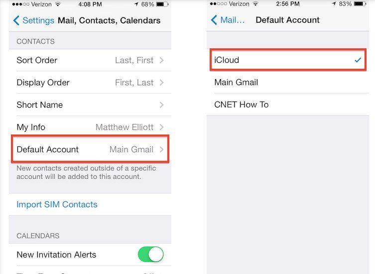 iphone contacts lost after ios 7.1.2 update