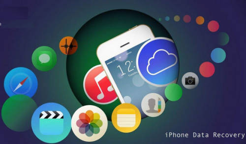 application pour recuperer donnees iphone