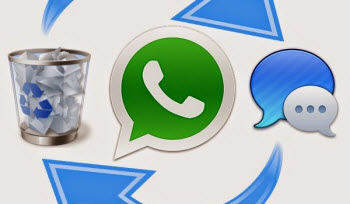 restore whatsapp media