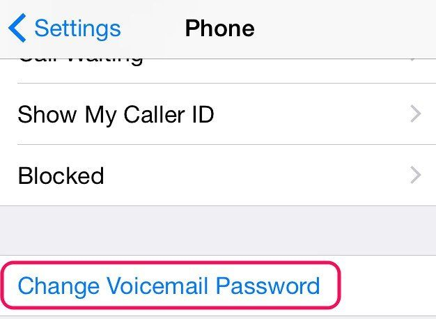 reset voicemail password iphone iphone keeps asking for voicemail password how to reset 7102