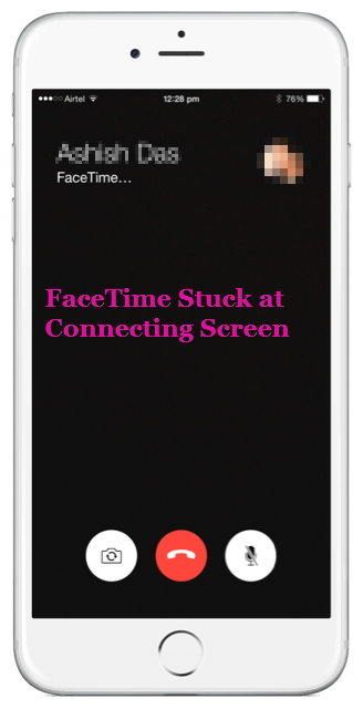 how to fix activation error on facetime on mac