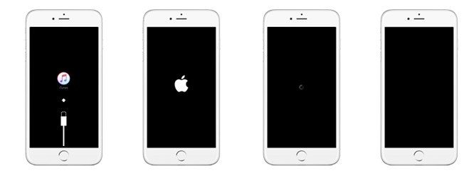 what to do if your iphone screen turns black top 6 ways to fix iphone black screen of 2018 21464