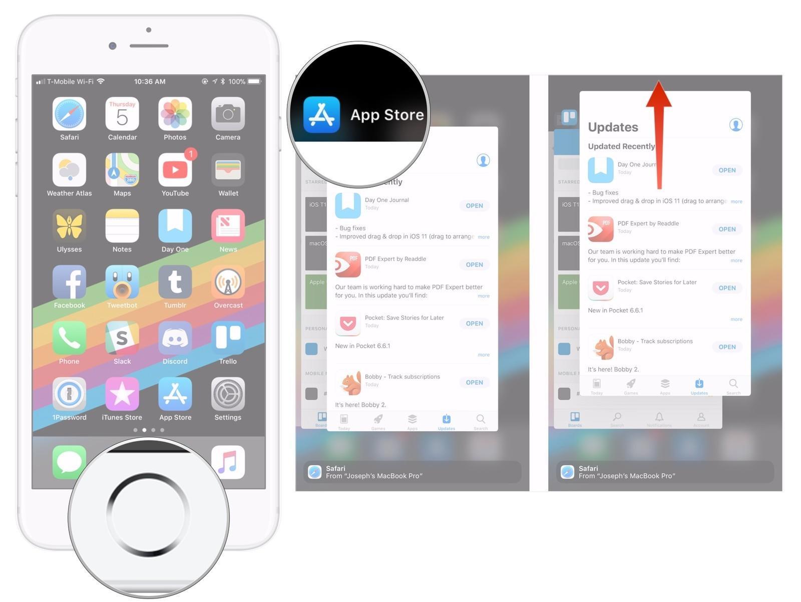 Bottom Of Iphone Screen Unresponsive