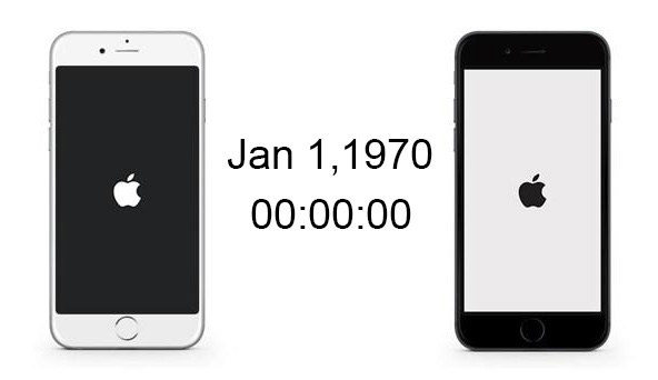 iphone gets bricked after setting date back to Jan 1.1970
