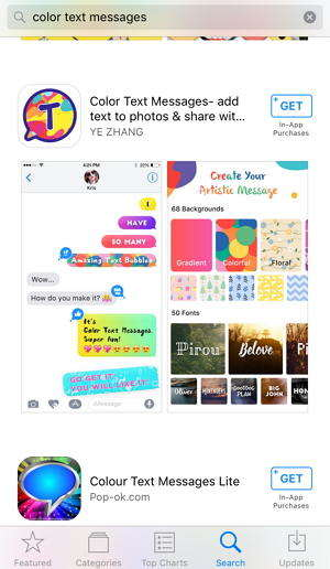 Top 2 Ways to Change Message/iMessage Background on iPhone ...