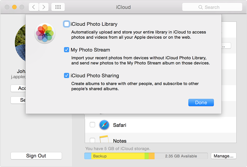 How to transfer photos from your Mac or PC to