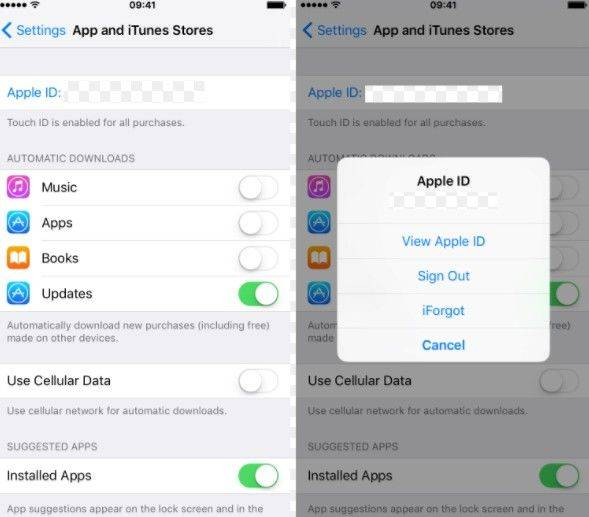 Now You'll Be The Icloud Page, Scroll Down And Click €�sign Out