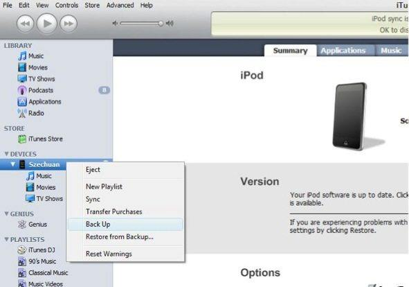 ipod touch 5 data recovery for mac