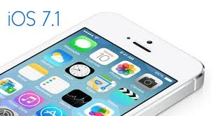 iphone data lost after ios 7.1 update