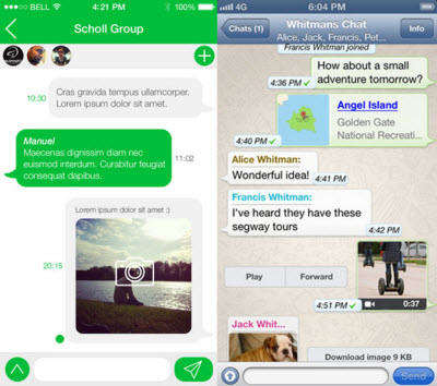 extract whatsapp chats to mac