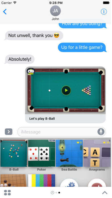 free word games for iphone how to install play uninstall in imessage for iphone 6776