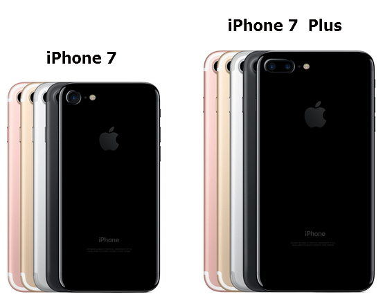 new features of iphone 7/7 plus