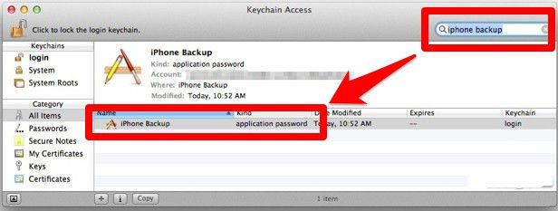 i forgot the password to my iphone how to recover reset remove itunes backup password on mac os x 20475