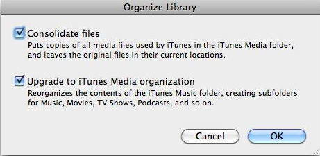 backup itunes files