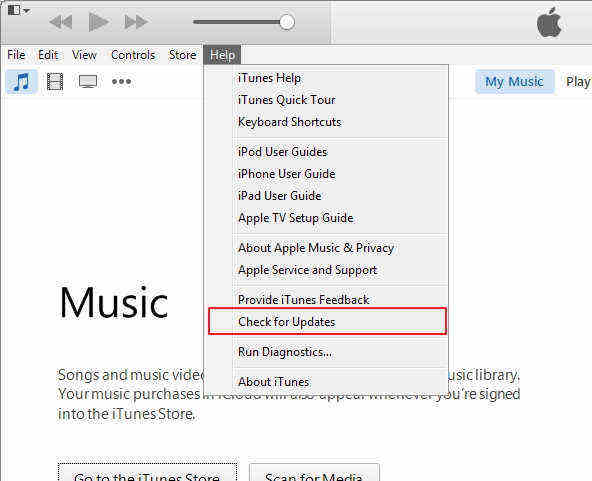 fix itunes freezes issues