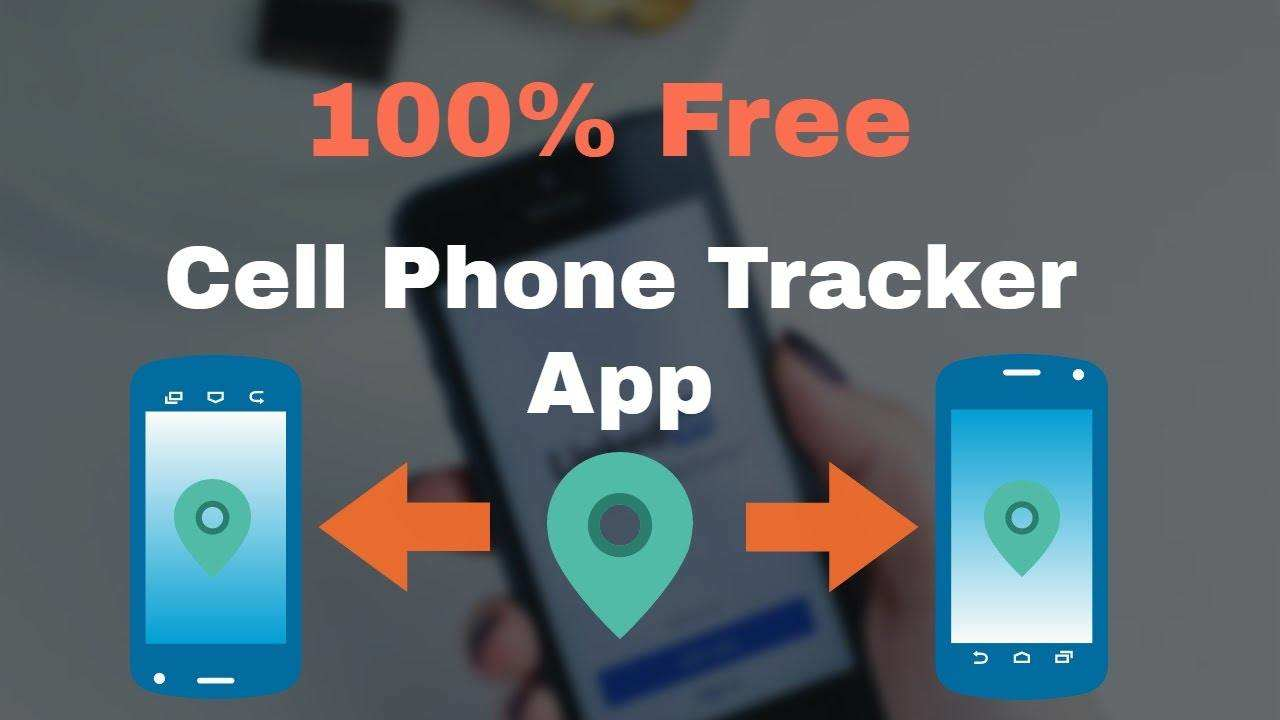 Cell Phone Tracker 6 3