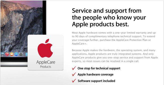 applecare for iphone