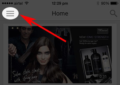 wipe youtube search history on iphone